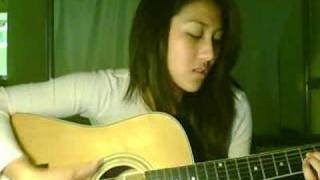 home by michael buble [acoustic version] - olivia thai cover