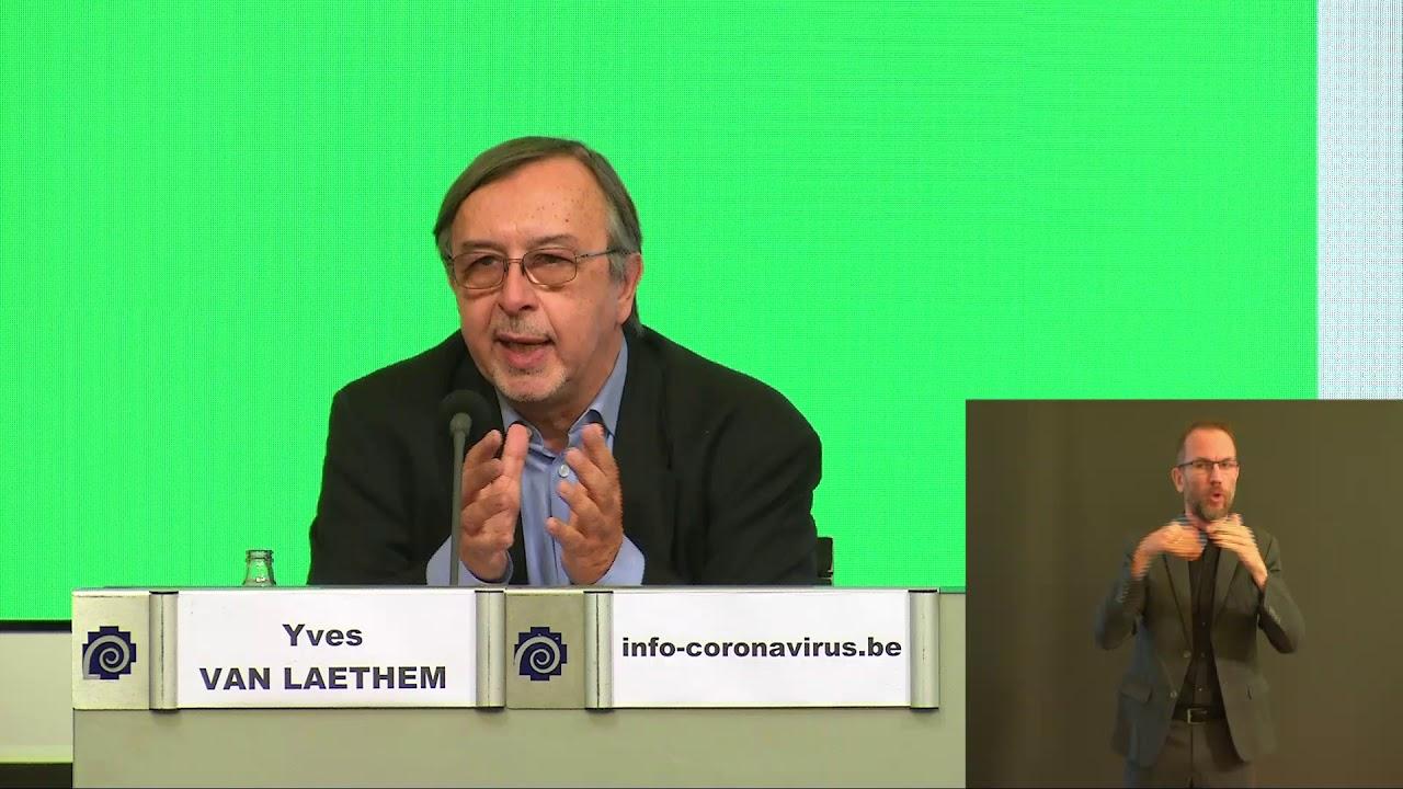 Coronavirus (Covid-19): conférence de presse Update du 29/04/2020