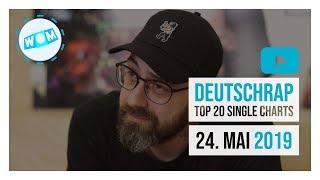TOP 20 DEUTSCHRAP CHARTS ♫ 24. MAI 2019
