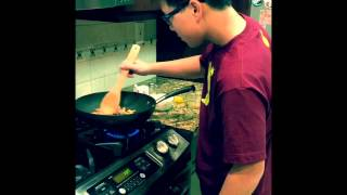 Chinese New Years Project. (how To Make Kimchi Fried Rice)