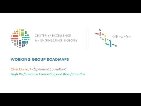 Working Group Roadmaps | High Performance Computing and Bioinformatics