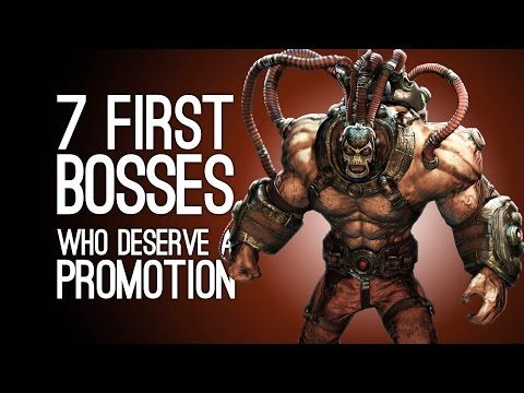 7 Toughest First Bosses Who Deserve A Promotion