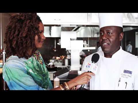 OCTV News: Waterfront Restaurant, Hyatt Regency Trinidad