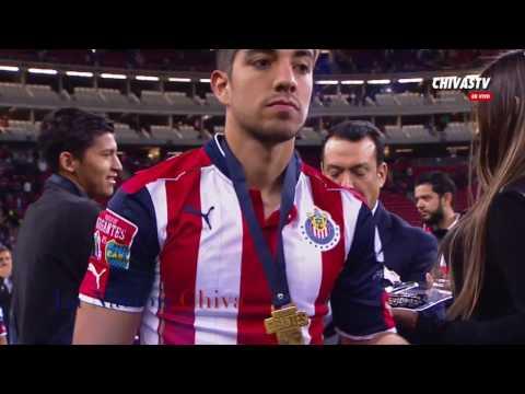 Serie de Penaltis Chivas 5-3 (6-4) Boca Juniors 2-Feb-2017 Estadio Chivas Duelo de Gigantes