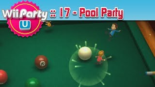 Wii Party U :: 17 - Pool Party!