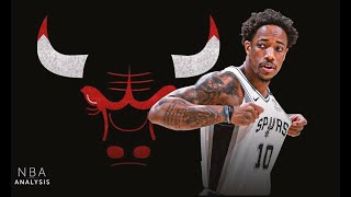 BREAKING: The Chicago Bulls Have SIGNED DeMar DeRozan to a 3 Year Deal!
