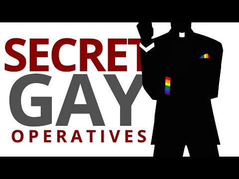 The Vortex—Secret Gay Operatives