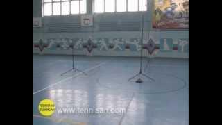 Эксплуатация теннисных тренажеров