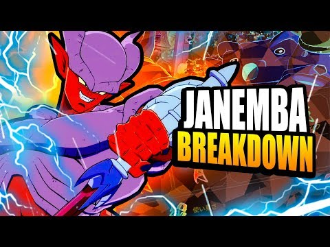 Janemba Breakdown! Dragon Ball FighterZ Tips & Tricks