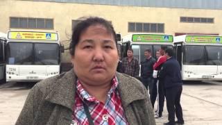 видео Работа Автобусный парк