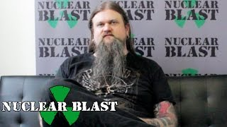 ENSLAVED - In Times Track By Track, Part 1 (OFFICIAL INTERVIEW)