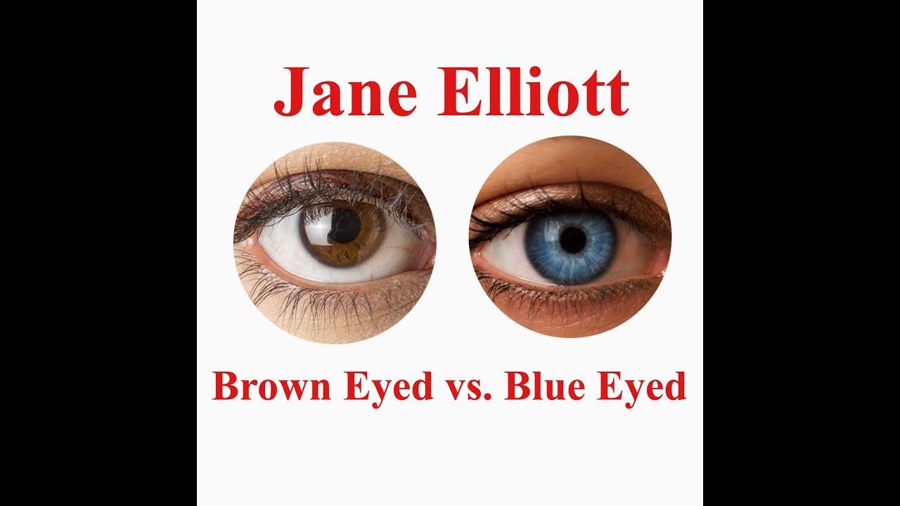 Jane elliott blue eyed