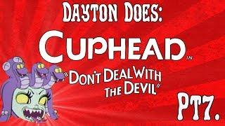 Cuphead Pt7. : Ladies Going Down! Cala Maria Aaand Sally Stageplay!! (Steam PC Gameplay VentureBeat)