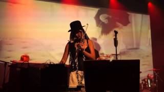 "Bianca Casady & the C.I.A. ""Oscar Hocks"" live Bern Dampfzentrale 21.11.2015"