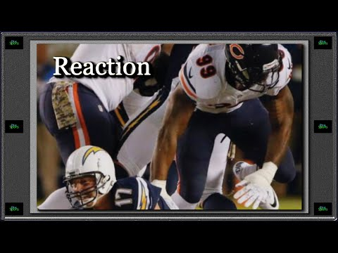 Chicago Bears vs San Diego Chargers Recap & Reaction 11/9/15