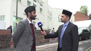 Live News from Inauguration Baitul Muqeet Wallsall
