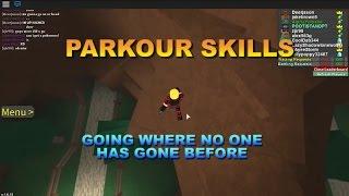 (Roblox) ELEGANT VALLEY PARKOUR (Projet Pokemon)