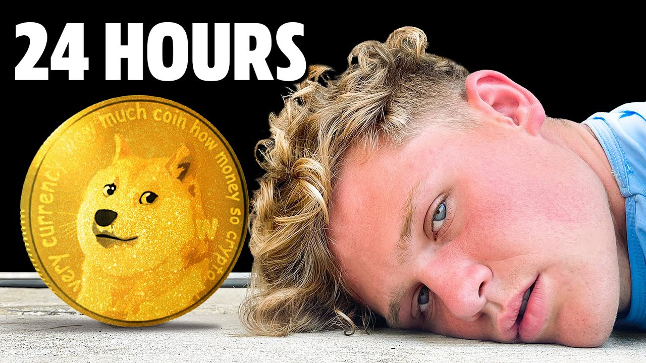 I Survived On Only Dogecoin For 24 Hours