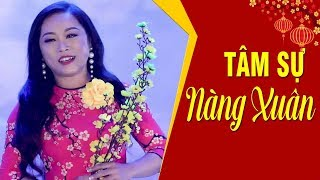 Tâm Sự Nàng Xuân - Ngọc Vy   Nhạc Tết, Nhạc Xuân Kỷ Hợi Hay Nhất 2019 MV HD