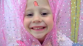 Nastya dan cerita lucu tentang jerawat