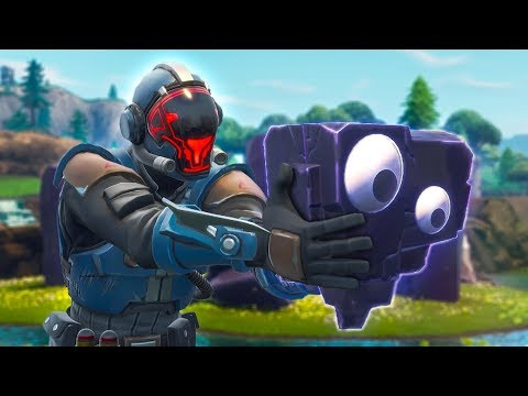 LIL' KEV GETS KIDNAPPED BY THE VISITOR - Fortnite Short Film