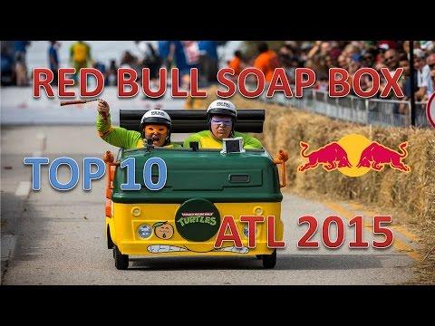 red bull soap box race atlanta 2015 top 10 youtube. Black Bedroom Furniture Sets. Home Design Ideas