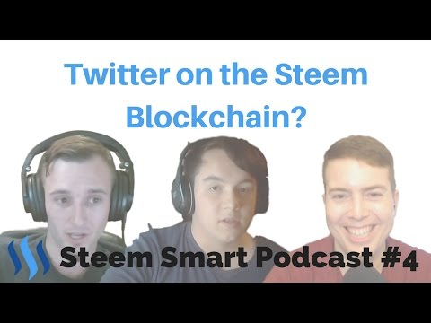 Screem is Decentralized Twitter Built on the Steem Blockchain - Steem Smart Podcast Ep. 4