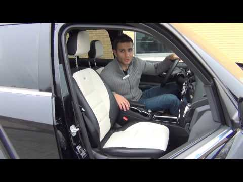 Mercedes-Benz GLK 350CDI 4MATIC - 3 zalety i 3 wady