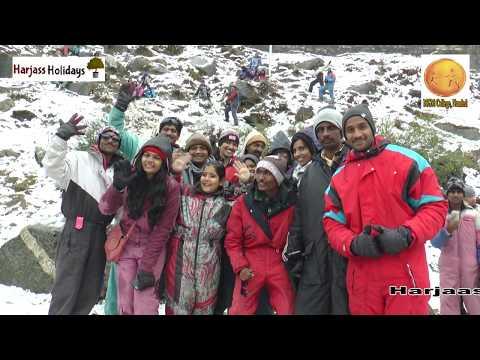 Harjass Holidays Presents Students Educational Tours For Manali,Shimla, Delhi, Agra 11 Dec 2017