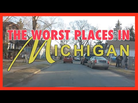 10 Places in MICHIGAN You Should NEVER Move To