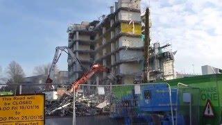 2016.01.16 Demolition near Coventry Railway Station UK  04