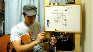 ギターレッスン【はじめてのアコギ1/4】アコギに必要な最低限の知識 thumbnail