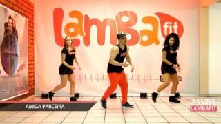 Pikeno e Menor - Amiga Parceira - Coreografia Lambafit - Aula DIY
