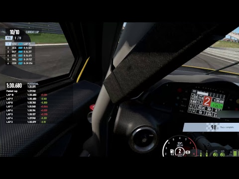 Project Cars 2 Racing Online in VR Raising My Licence