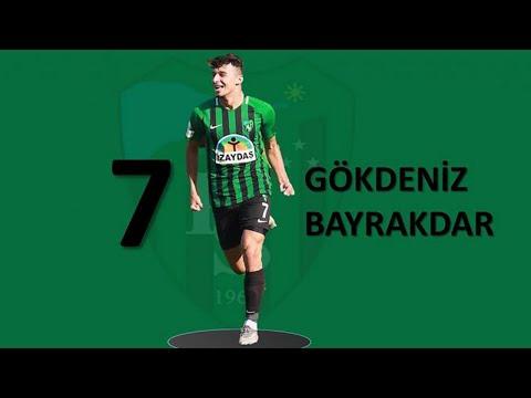 3. Lig'e damga vuran genç yıldız Gökdeniz Bayrakdar'ın Golleri | Joga Tv