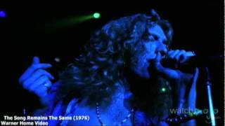 The History Of Led Zeppelin