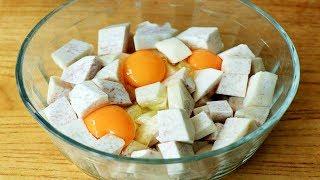 愛吃芋頭的一定要收藏,學會廣州這種特色小吃做法,兩個芋頭不夠吃【夏媽廚房】