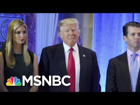 Feds Looking Into Alleged Scheme To Trade Money For Trump Pardon | Stephanie Ruhle | MSNBC