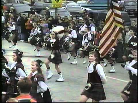 Glendale Glengarry Scots {Scotties} at the 1996 Springfield ...
