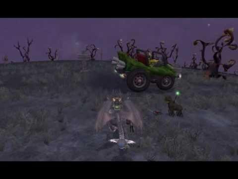 Gorillaz Kong Graveyard Spore adventure