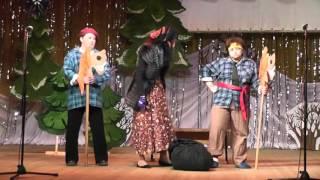 """Новогоднее представление для детей  """"НОВОГОДНИЕ ЧУДЕСА!"""""""