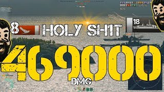 HOLY SH1T || Republique - 469.000 DMG || World of Warships