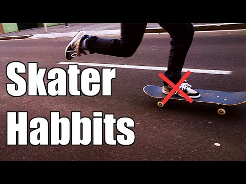 10 Best Habits for NEW SKATERS