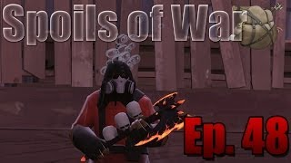 Team Fortress 2 | The Spoils of War Ep. 48: Bubbling Wraith Wrap
