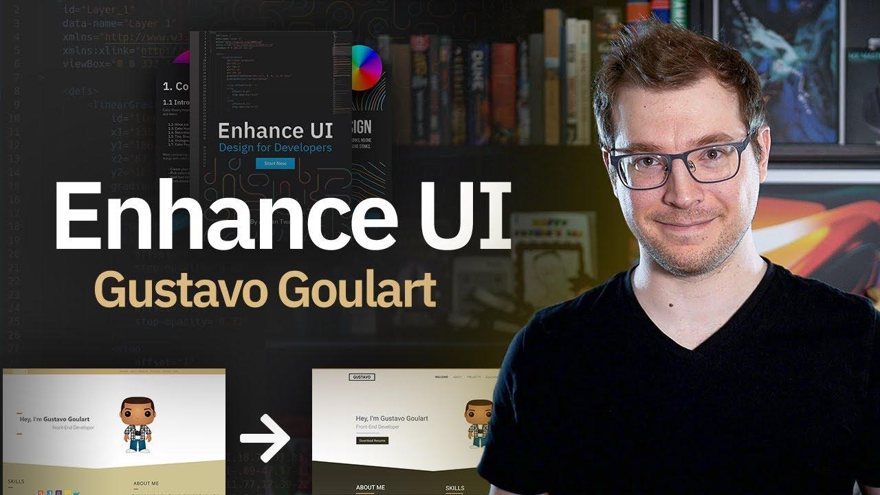 Enhance UI Gustavo Goulart