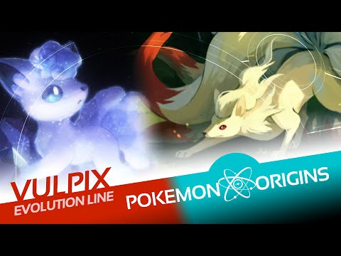 Pokémon Origins | Vulpix And Ninetales