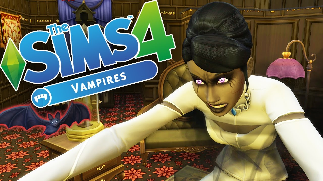 The Sims 4 Vampires Overview! (Sims 4 Vampire Game Pack