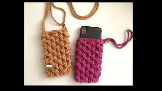 Crochet phon…