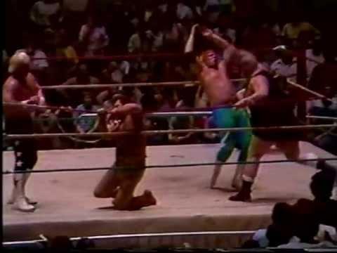 CWA (Memphis) Championship Wrestling-March 28, 1987-Arena Show