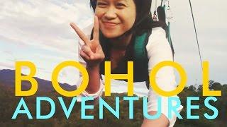 bohol tourist spots chocolate hills panglao loboc river zipline and more